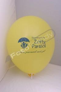 Balony z helem promocją szpitali